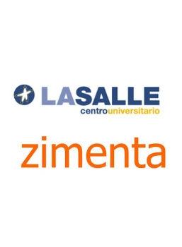 Zimenta firma un convenio de prácticas con el CENTRO SUPERIOR UNIVERSITARIO LASALLE